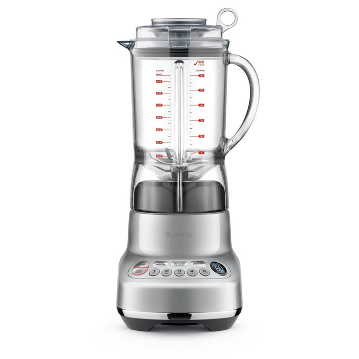 Breville The Fresh and Furious Kinetic Blender - Silver