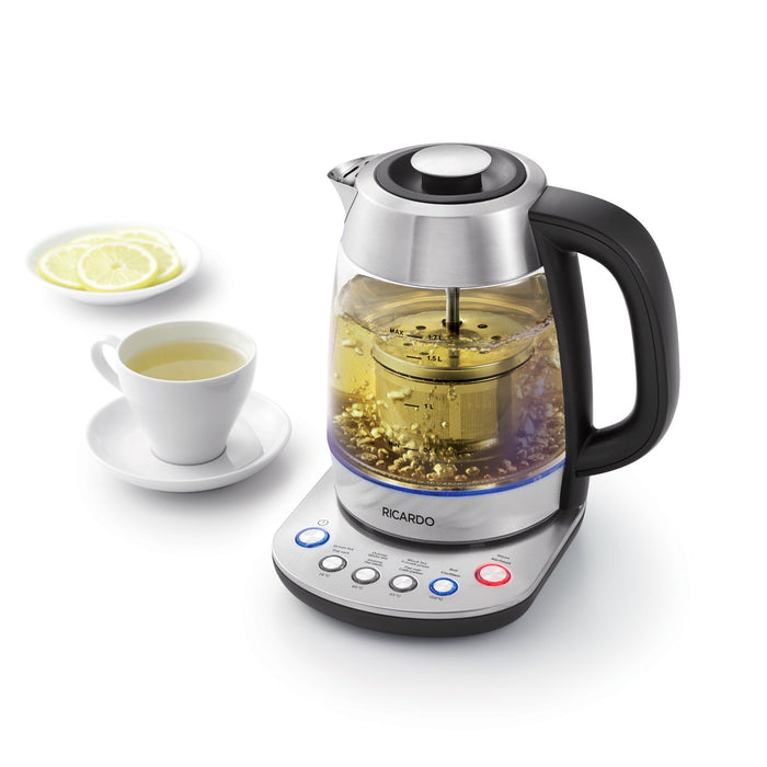 Ricardo Preprogrammed Electric Kettle