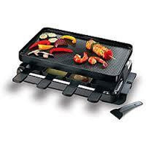 Classic 8 Person Cast Iron Raclette - Cookery