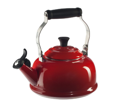Le Creuset Classic Whistling Kettle 1.7L - Cookery