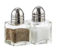 Mini Salt & Pepper Shaker
