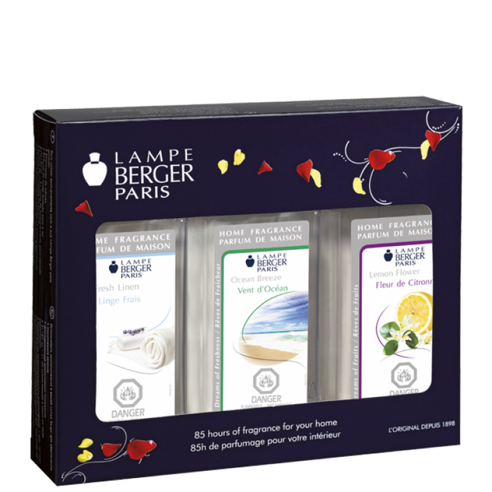Maison Berger Paris Home Fragrances Trio Pack - Cookery
