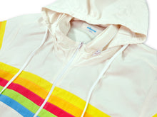 Load image into Gallery viewer, Rainbow Windbreaker Jacket