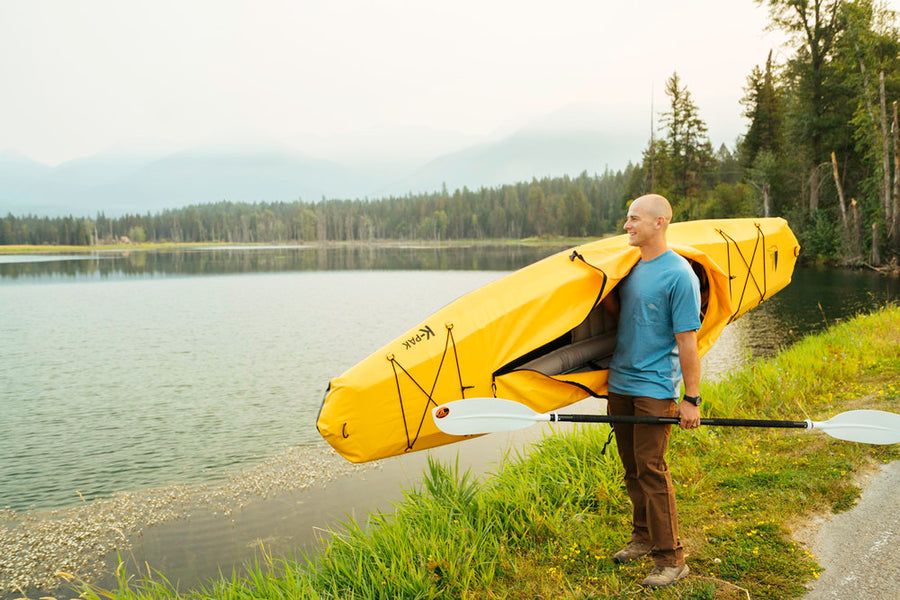 5 KAYAK CAMPING TIPS