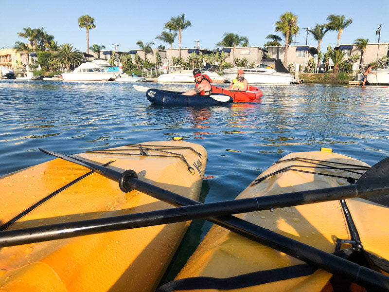 10 BEST KAYAK SPOTS IN CALIFORNIA