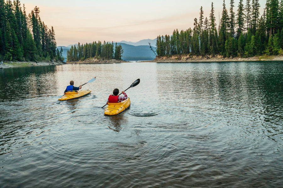 13 INSPIRATIONAL PADDLING QUOTES