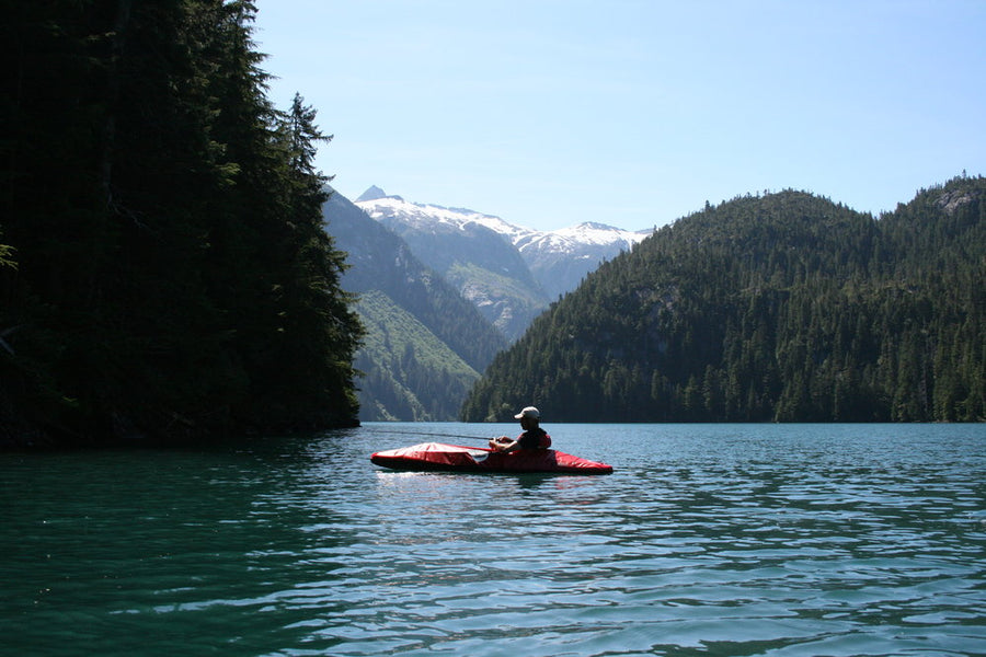 TOP 10 REASONS TO KAYAK!