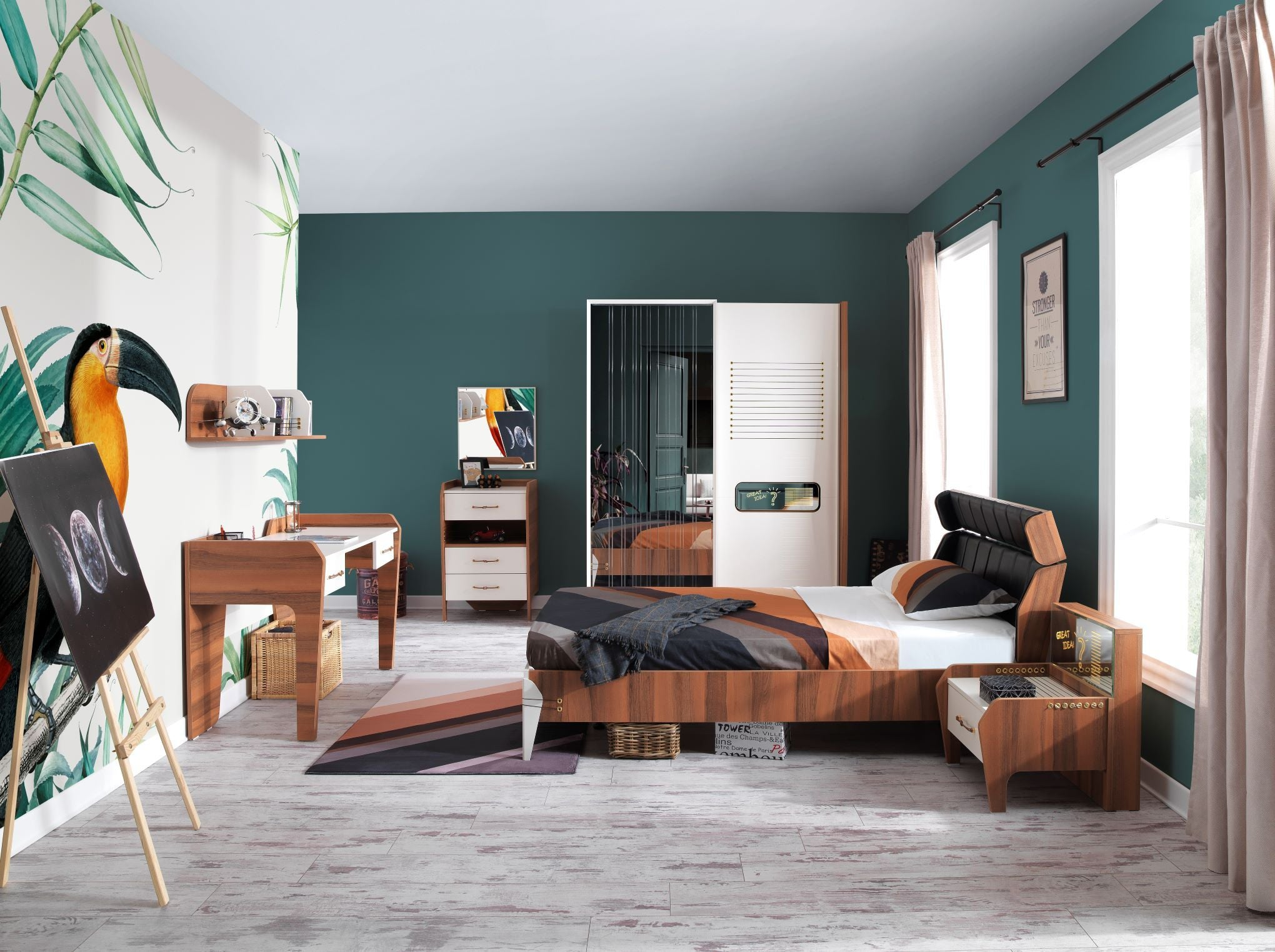 Trend Young Room Set