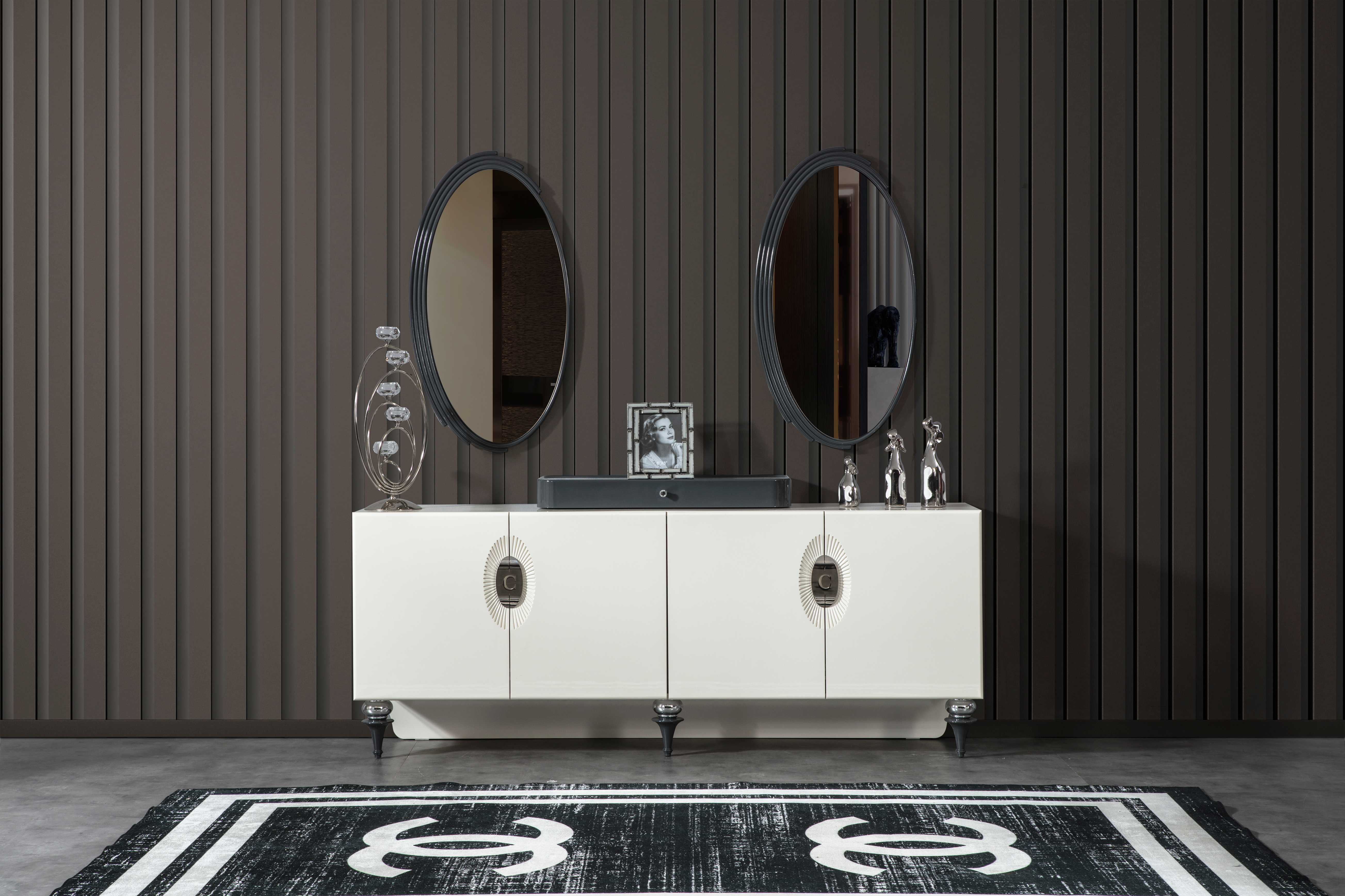EFSANE ANTHRACITE Dining Room