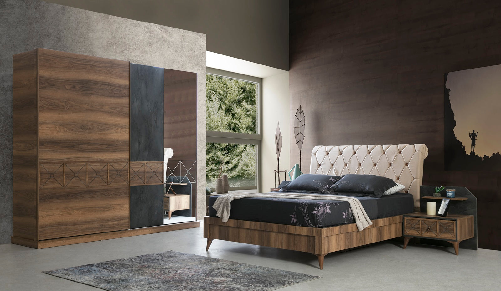 İMAJ Bedroom set