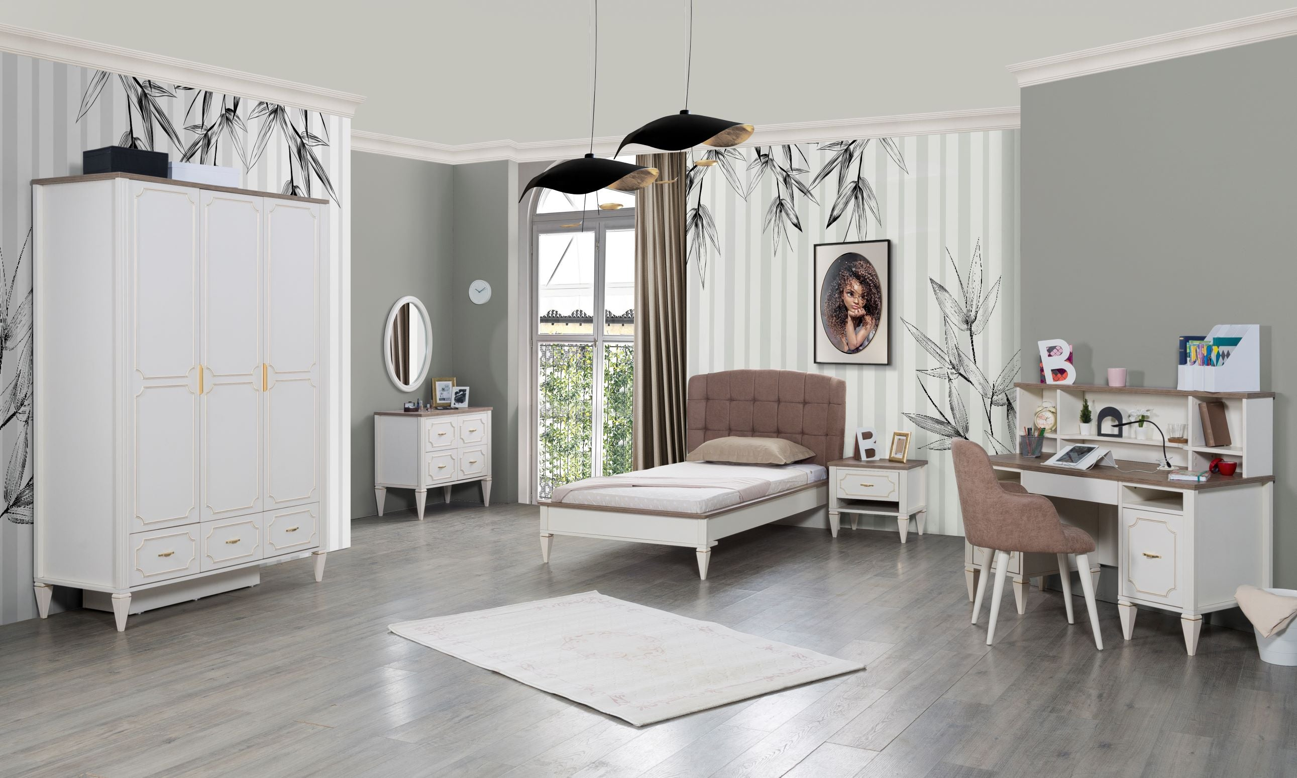 Bella Young Room Set