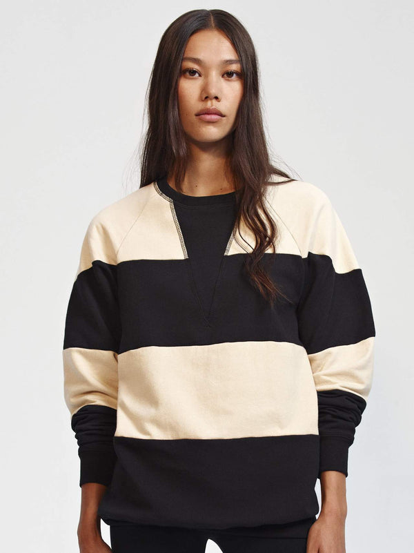 JILL FRENCH TERRY SWEATSHIRT