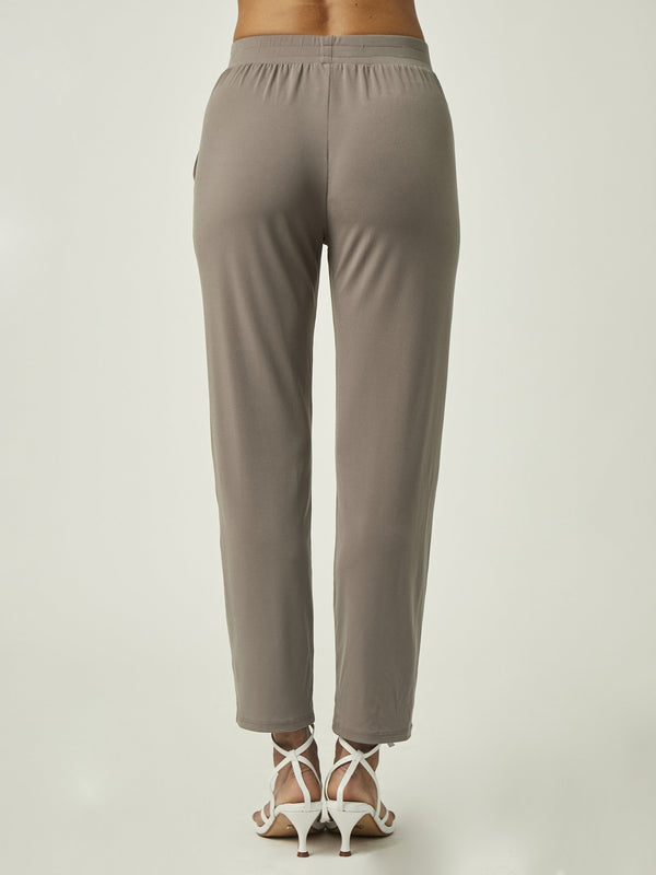 PINTUCK POCKET TROUSER