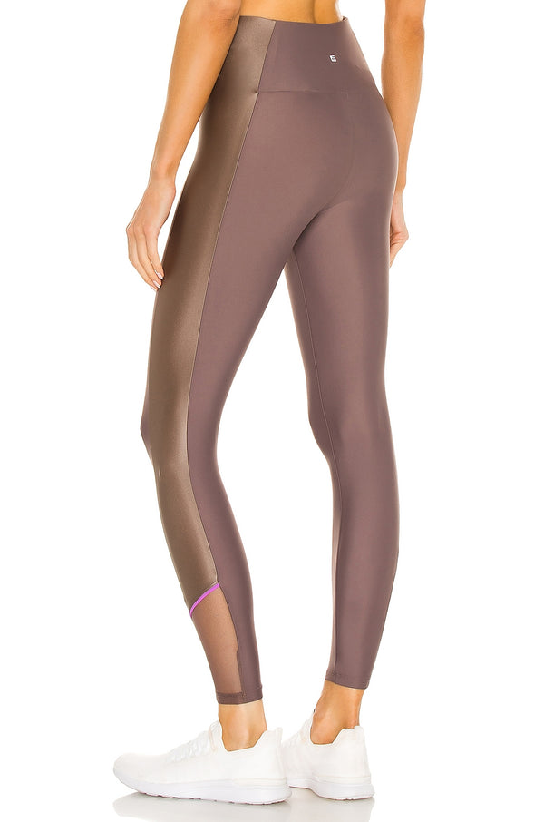ARCH PANELED LEGGING