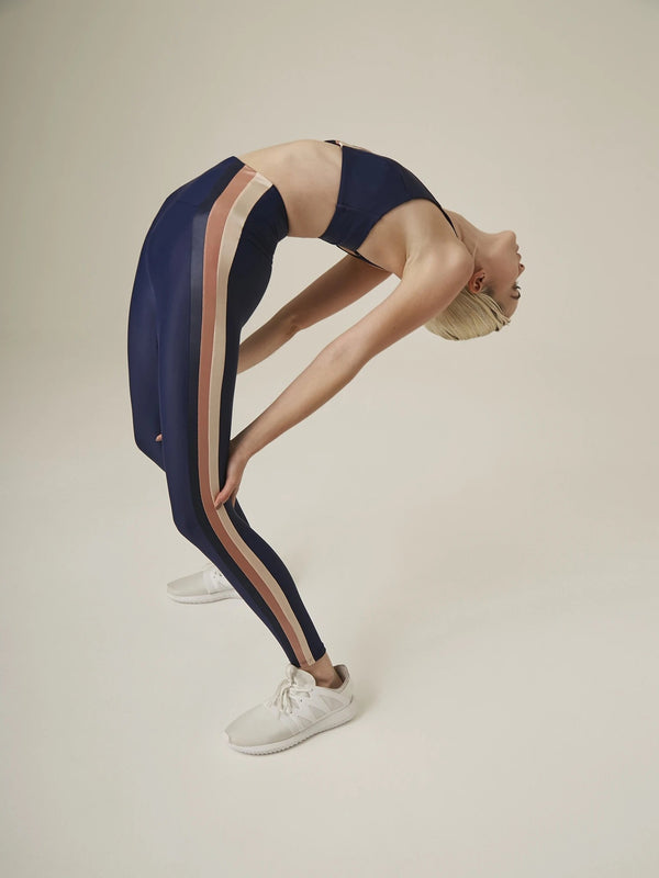 GLIDE STRIPE LEGGING