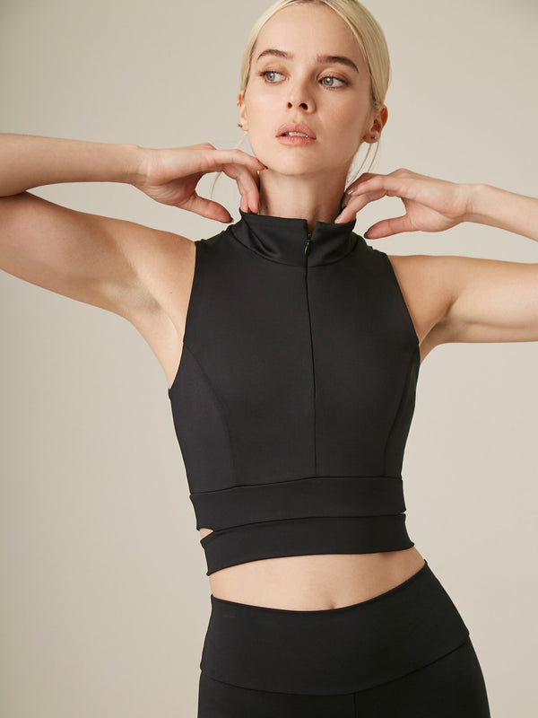 RENEW ZIP CROP