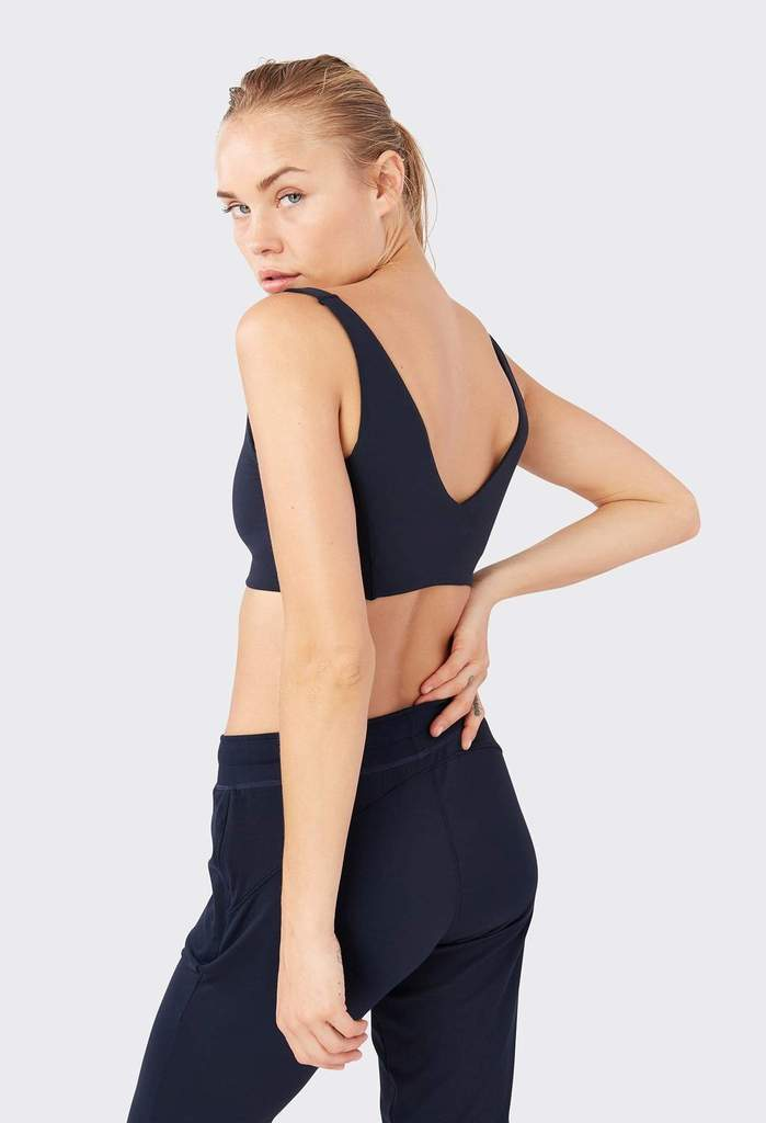 AIRWEIGHT SCOOP BACK BRA