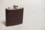 Brown Hipflask