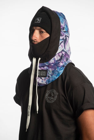Laden Sie das Bild in den Galerie-Viewer, purple snowboarding hood