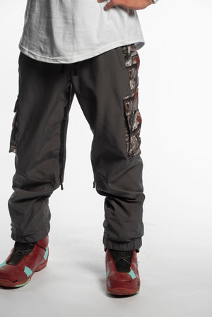 Load image into Gallery viewer, Softshell Joggers - Forest Camo