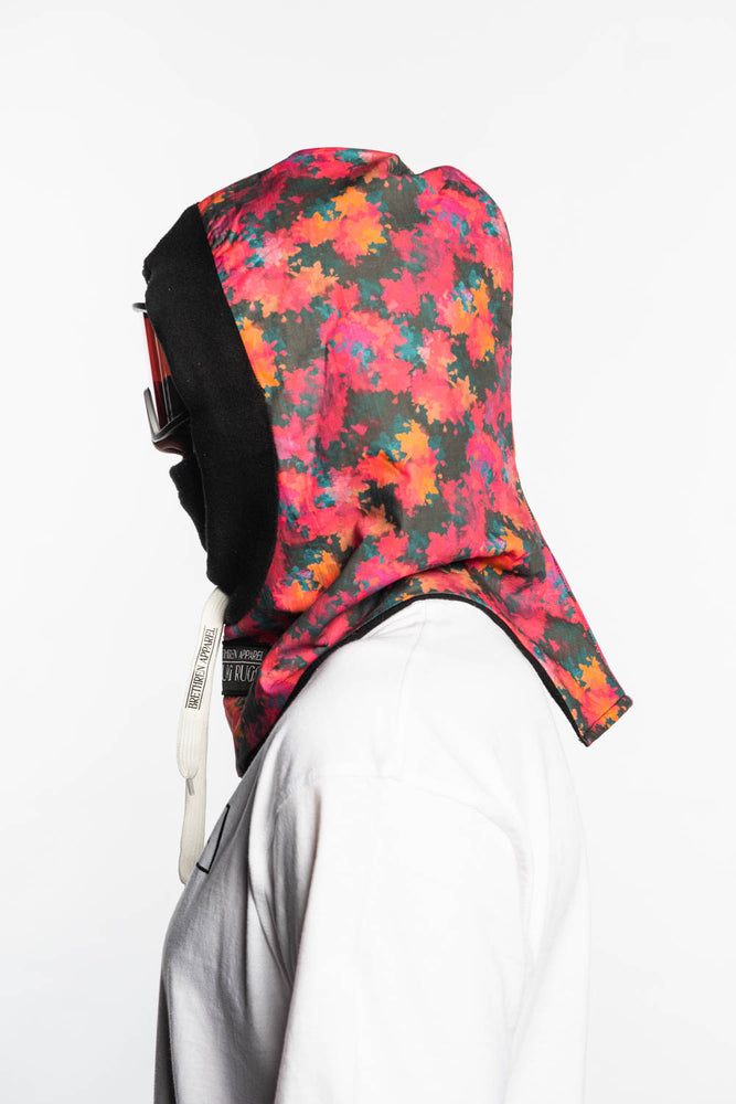 Red Snowboarding facemask