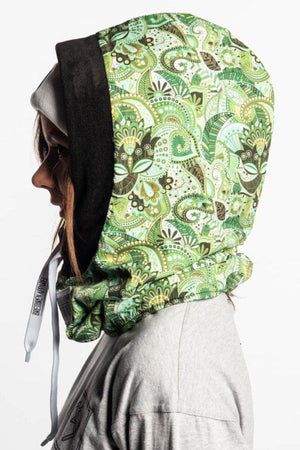 Load image into Gallery viewer, Green Fiend Thug Rug - brethrenapparel