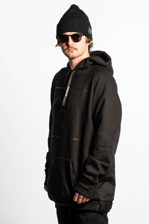 Load image into Gallery viewer, Shredduh Hoodie 2.0 - Nightwatch - brethrenapparel