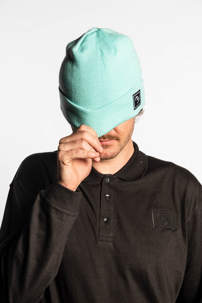 Laden Sie das Bild in den Galerie-Viewer, Beanie - Mint - brethrenapparel