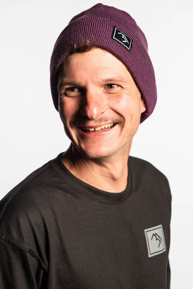 Load image into Gallery viewer, Beanie - Purple - brethrenapparel