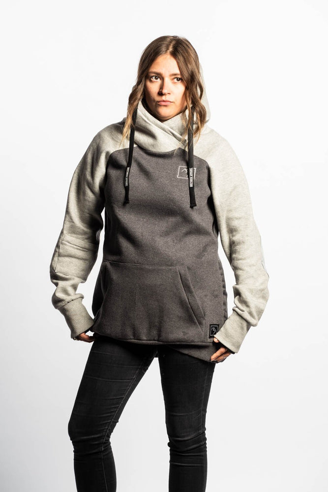 Ladies Shredduh Hoodie - Inversion - brethrenapparel
