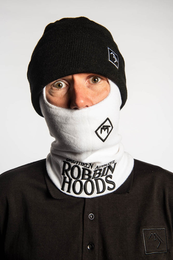 Laden Sie das Bild in den Galerie-Viewer, Robbin Hood - White Room - brethrenapparel