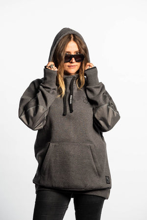 Load image into Gallery viewer, Shreduh Hoodie 2.0 - Overcast - brethrenapparel