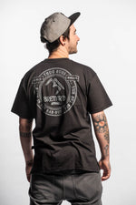 Plaque Tee - Black - brethrenapparel