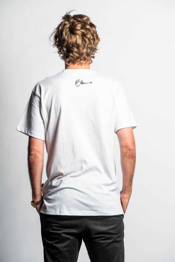 Load image into Gallery viewer, Signature Tee - White - brethrenapparel