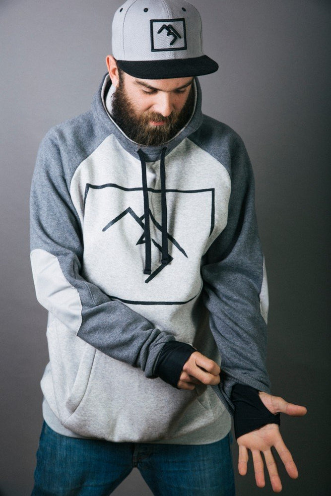 Load image into Gallery viewer, Shredduh Hoodie 2.0 - The Flat Light - brethrenapparel