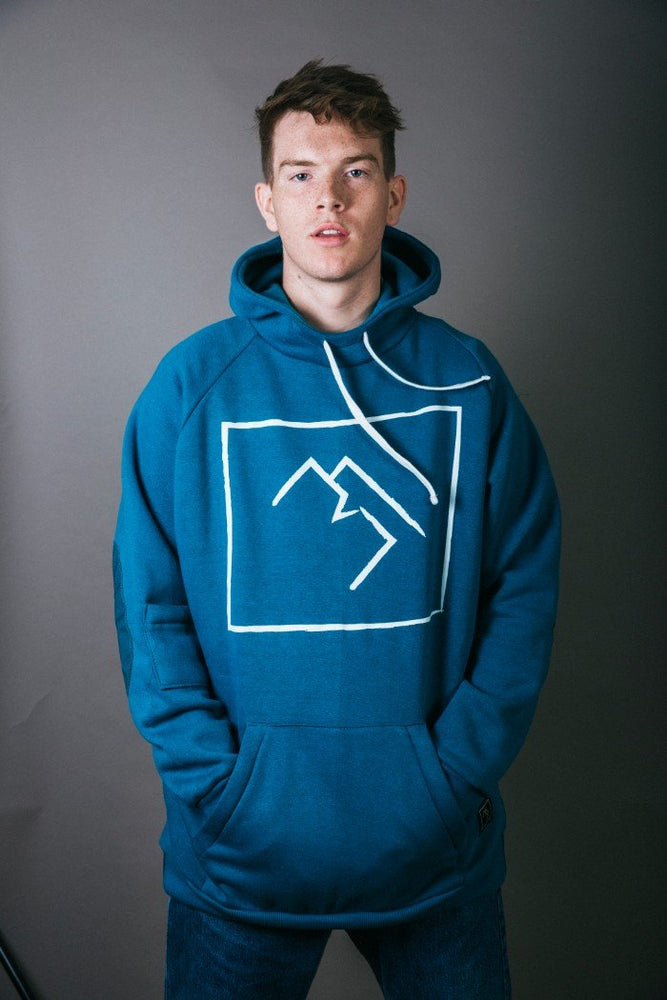 Shredduh Hoodie 2.0 - The Glacier Daze - brethrenapparel
