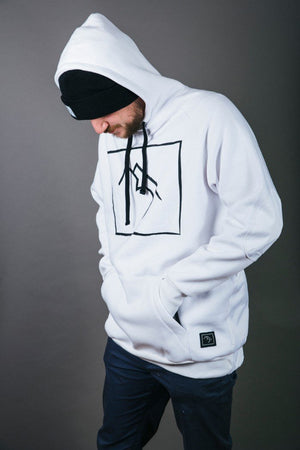 Load image into Gallery viewer, Shredduh Hoodie 2.0 - The White Room - brethrenapparel