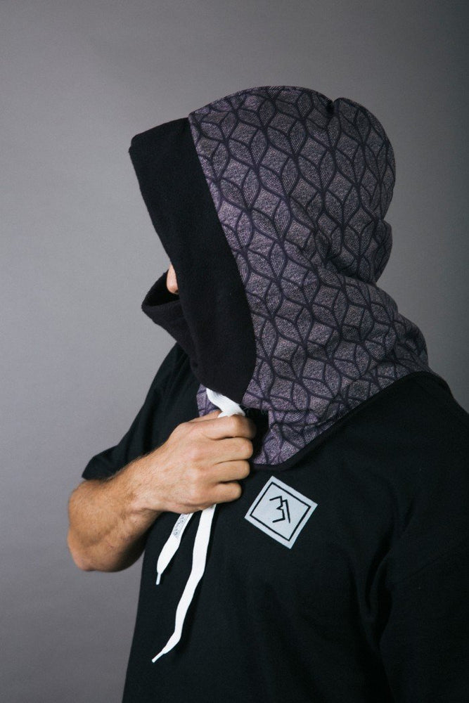 Black Diamond Druid Hood - brethrenapparel