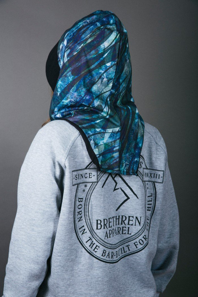 Load image into Gallery viewer, Tracked Out Druid Hood - brethrenapparel