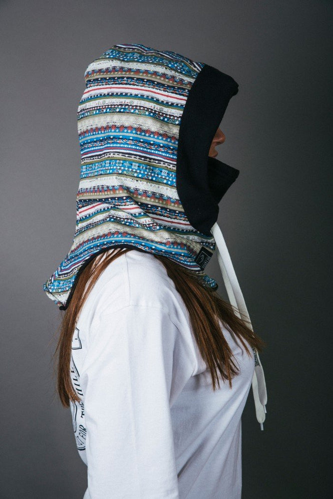 Fall Loom Druid Hood - brethrenapparel
