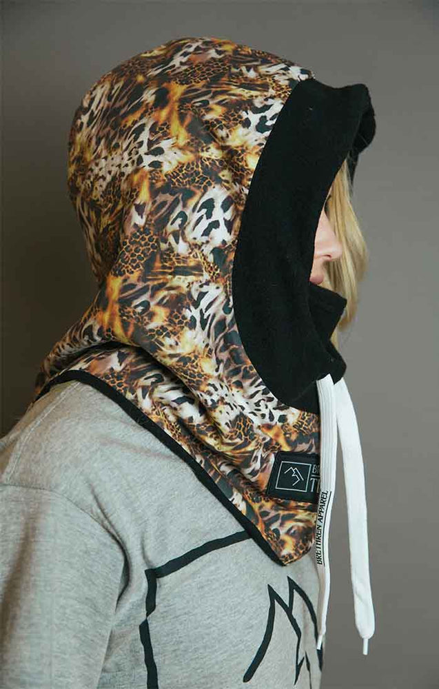 Wild Things Druid Hood - brethrenapparel