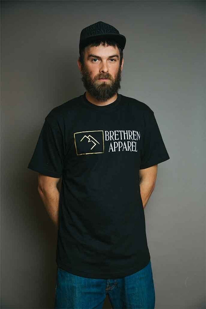 Pittsburgh Tee - Black - brethrenapparel