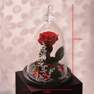 Eternal Artificial Red Rose