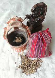 Copal Smudge Incense (Resin Mix)