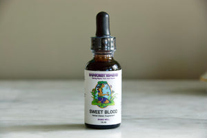 Sweet Blood Tincture