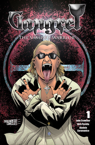 Gangrel the Vampire Warrior 1
