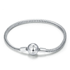 "Bracciale per charms ""Love Forever"""