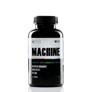 iMuscle MACHINE | 90 cápsulas