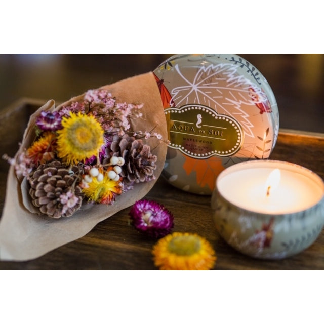 Maplewood Soy Candle - FINAL SALE