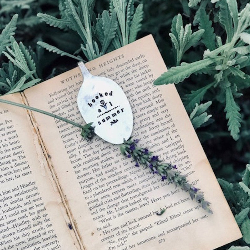 Booked Summer Bookmark